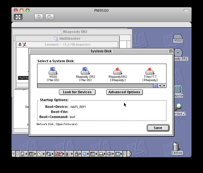 Rhapsody DR2 Multibooter