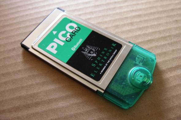 PICO Bluetooth Card