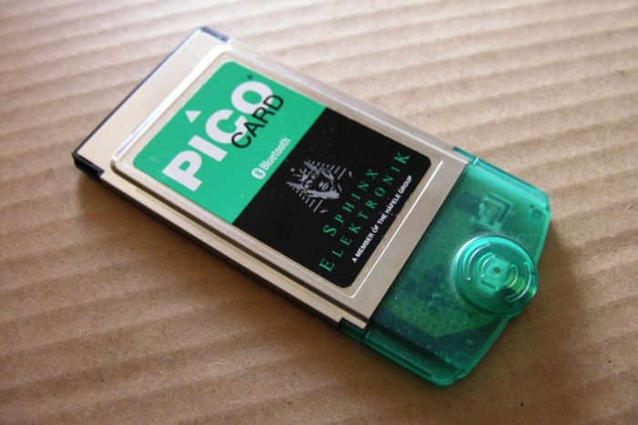 PICO Bluetooth Card