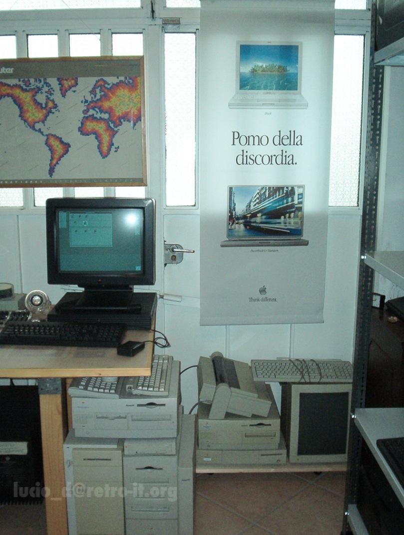 Luciano's setup