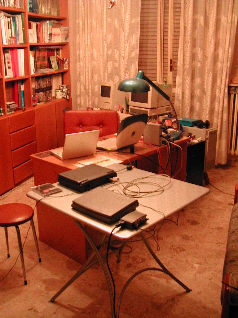 A studio full of Macs