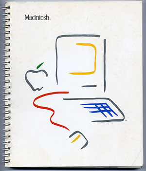 the manual for the original macintosh system folder rh systemfolder wordpress com Macintosh Classic Apple Macintosh 1984