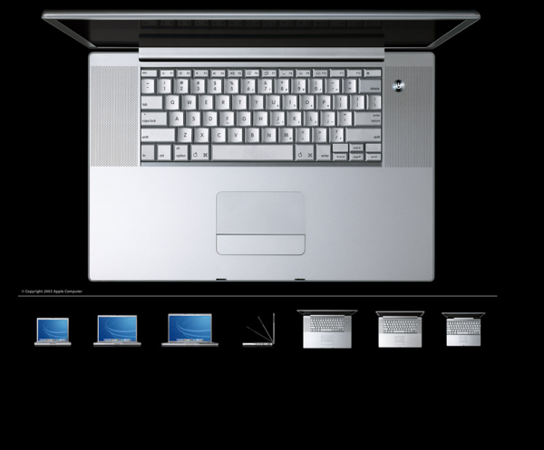 PowerBook G4 17