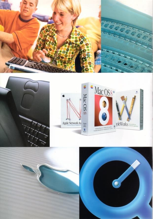 Apple brochure iMac PBG3