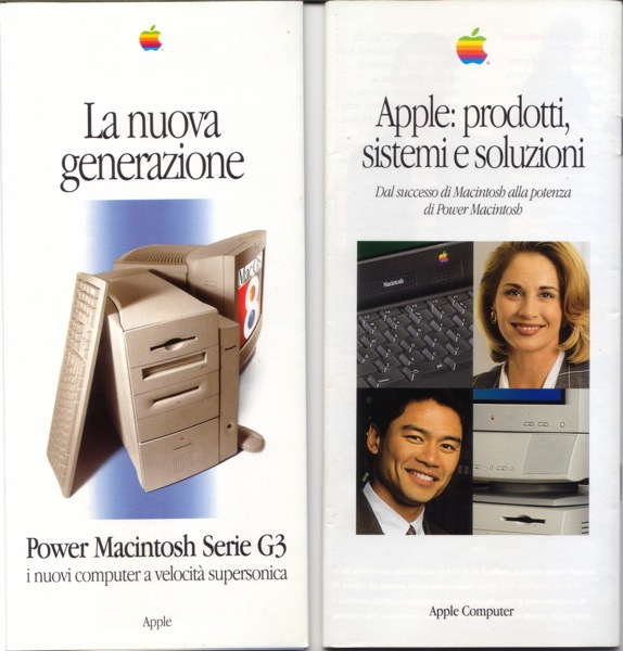 Apple small brochures 3