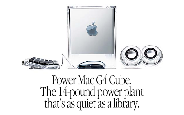 Cube powerplant library