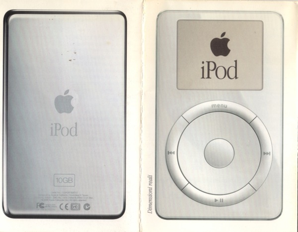 IPod outer