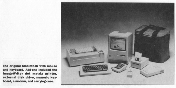 Original Mac  accessories