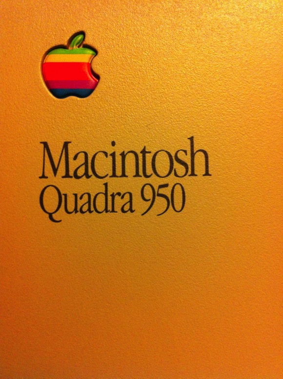 Quadra950 bezel close cc