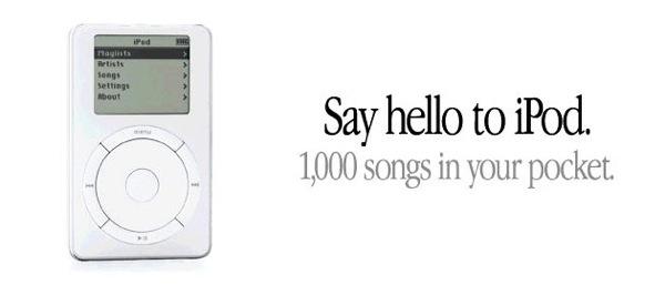 Hello ipod