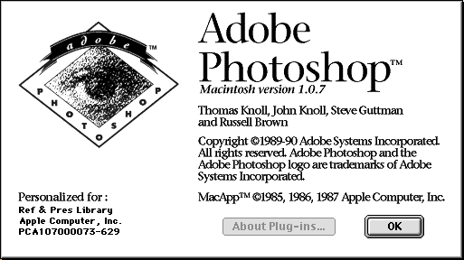 Adobe Photoshop 1