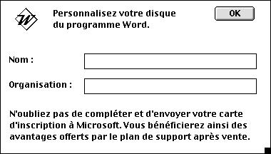 MS Word 301F2