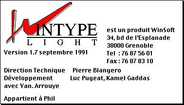 Wintype 17F