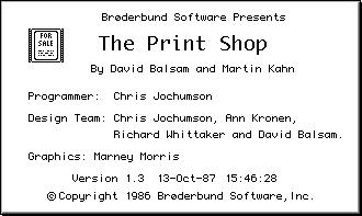 Printshop 13