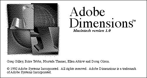 Dimensions 1bw