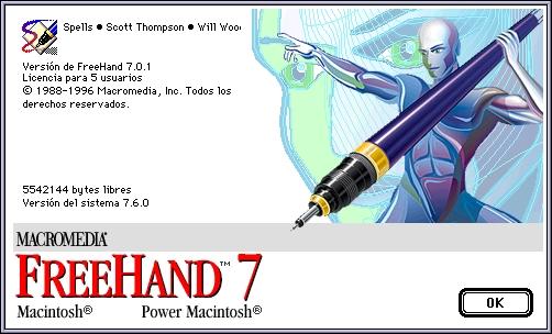 Freehand 7E