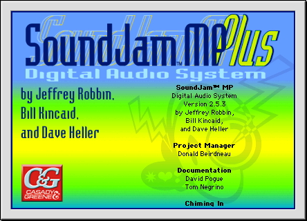 Soundjam MP Plus 25
