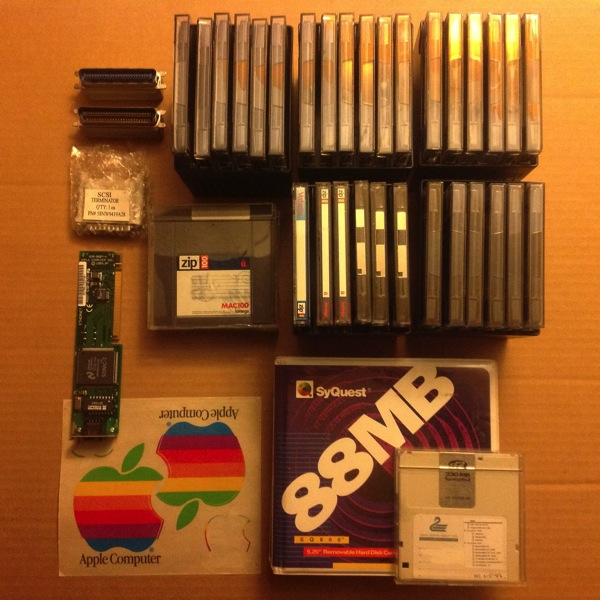 Lots of disks