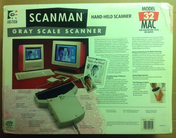 ScanMan box
